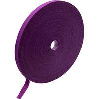 RIP-TIE(リップタイ) RIP-TIE(リップタイ) リップラップ 12.7mmX45.72m 1巻 紫 G-05-150-V 1袋(1巻)(直送品)
