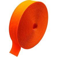 RIP-TIE(リップタイ) RIP-TIE(リップタイ) リップラップ 50.8mmX45.7m 1巻 オレンジ G-20-150-O 1袋(1巻)(直送品)