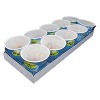日東食品 「業務用」10個入 国産大豆カップ納豆TK 5パック:40GX10コ(直送品)