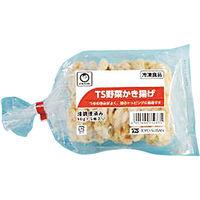 「業務用」TS野菜かき揚げ 12袋:50GX5マイ 東洋水産(直送品)