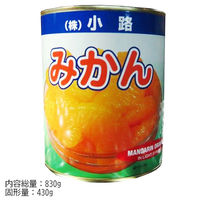 小路 「業務用」みかん缶(中国) 12缶:2ゴウカン(直送品)