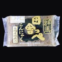 ヨコオデイリーフーズ 「業務用」板こんにゃく(黒) 40パック:250G(直送品)