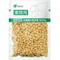 フジッコ 「業務用」業務用北海道大豆水煮 10袋:500G(直送品)