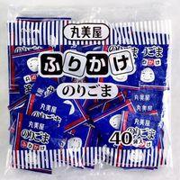 「業務用」ふりかけ(のりごま) 10袋:2.5GX40PC 丸美屋食品工業(直送品)
