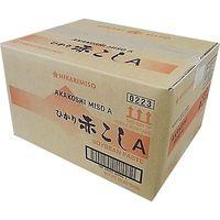 ひかり味噌 「業務用」ひかり赤こしA 1ケース:10KG(直送品)