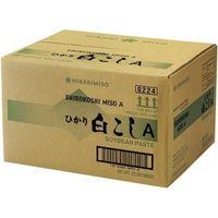 ひかり味噌 「業務用」ひかり白こしA 1ケース:10KG(直送品)