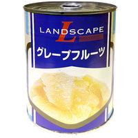 マックストレーディング 「業務用」グレープフルーツ缶 12缶:3ゴウカン(直送品)