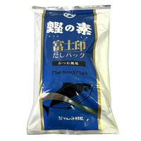 マルハチ村松 「業務用」鰹の素 富士印だしパック 5袋:75GX5コ(直送品)