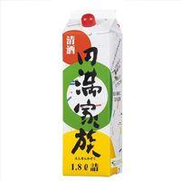 「業務用」円満家族マイルド(清酒) 6本:1.8L キング醸造(直送品)