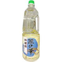 匠の華 「業務用」料理酒(醸造調味料) 6本:1.8L(直送品)