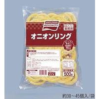 味の素冷凍食品 「業務用」オニオンリング 5袋:500G(20/35)(直送品)