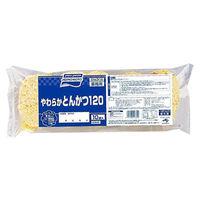 味の素冷凍食品 「業務用」やわらかトンカツ 4袋:120GX10マイ(直送品)