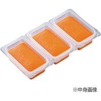マルハニチロ 「業務用」やさしい素材温野菜にんじん 5パック:100GX3ホン(直送品)