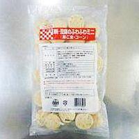 ケイエス冷凍食品 「業務用」新・豆腐のフワフワミニ(黒ごま・コーン) 5袋:24GX30コ(直送品)