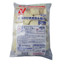 ニチレイ 「業務用」豆腐のひき肉包み揚げ(たれなし) 4袋:40GX30コ(直送品)