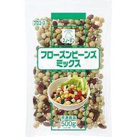 キユーピー 「業務用」フローズンビーンズミックス 10袋:500G(直送品)