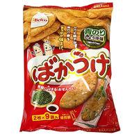 「業務用」ばかうけ(青のり醤油) 12袋:2マイX9PC 栗山米菓(直送品)