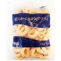 マルハニチロ 「業務用」柔らかイカリングフライ 5袋:1KG(50コ)(直送品)