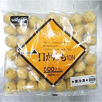 不二製油 「業務用」一口がんもCT-10N(和風名菜) 5袋:10GX50コ(直送品)