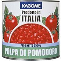 カゴメ 「業務用」ダイストマト(イタリア産) 4901306016336 5缶:1ゴウ(コケイ1500G)(直送品)