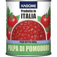 カゴメ 「業務用」ダイストマト(イタリア産) 4901306016350 5缶:2ゴウ/480G(直送品)