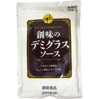 創味食品 「業務用」創味のデミグラスソース 5袋:1KG(直送品)