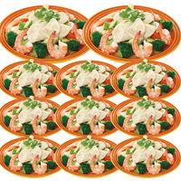 大阪王将 ぷるもち海老水餃子154個入り(14個入×11袋入) 冷凍 餃子 冷凍食品 ぎょうざ おかず お弁当 中華(直送品)