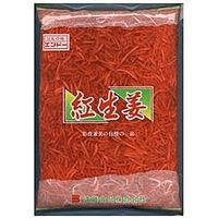 遠藤食品 「業務用」紅生姜千切SBK 4970450000362 20袋:500G(直送品)