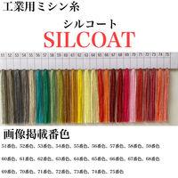 カナガワ ボタン付けスパン手縫糸シルコート #20/30m 67番色 slc20/30-067 1セット(5個×30m巻)(直送品)