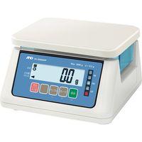 防水型デジタル自動上皿はかり SH-3000AWP 11040550 1個 エー・アンド・デイ(直送品)