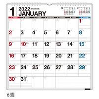 高橋書店 【2022年版】エコカレンダー壁掛 B2変型 E31 1冊(直送品)
