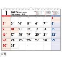 高橋書店 【2022年版】エコカレンダー壁掛 A4 E62 1セット(2冊)(直送品)