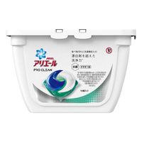 アリエール プロクリーンジェルボール クリーンフレッシュの香り 本体 1個(16粒入) 洗濯洗剤 P&G