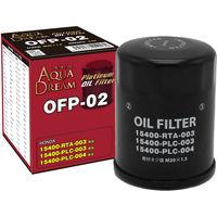 【カー用品】AQUA DREAM PLATINUM オイルフィルター ホンダ車用 AD-OFP-02 1個(直送品)