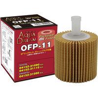 【カー用品】AQUA DREAM PLATINUM オイルフィルター トヨタ・ダイハツ車用 AD-OFP-11 1個(直送品)