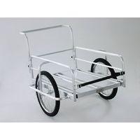 本宏製作所 アルミ製折りたたみリヤカー(ノンパンクタイヤ) OR-10NP 1台(直送品)