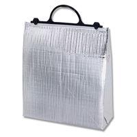 【保冷袋】シモジマ ミラクルパック35-10 手提げマチ小 10P 004712031 1袋(10枚入)