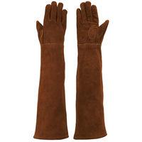 シモン 牛床革手袋(オイル加工) CS-920 フリ- 1双(直送品)