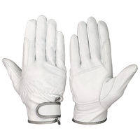 シモン 山羊革手袋 GT-718 LL 1セット(10双)(直送品)