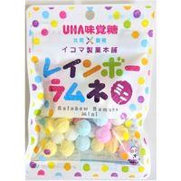 UHA味覚糖 レインボーラムネミニ 4514062274362 40G×18個(直送品)