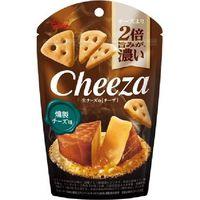 江崎グリコ 生チーズのチーザ<燻製チーズ味> 4901005544321 40G×10個(直送品)