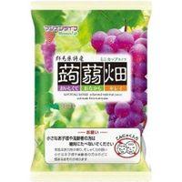 マンナンライフ 蒟蒻畑 ぶどう味 4902738252026 25GX12コ×12個(直送品)