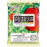 マンナンライフ 蒟蒻畑 りんご味 4902738252033 25GX12コ×12個(直送品)