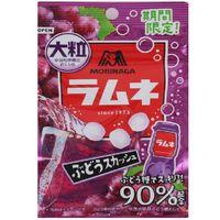 森永製菓 大粒ラムネ<ぶどうスカッシュ> 4902888247927 38G×20個(直送品)