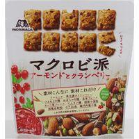 森永製菓 マクロビ派<アーモンドとクランベリー> 4902888242717 100G×5個(直送品)