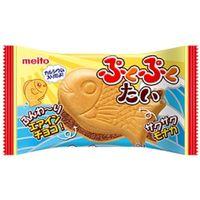 ぷくぷくたい エアインチョコ 4902757111304 1コ×120個 名糖産業(直送品)