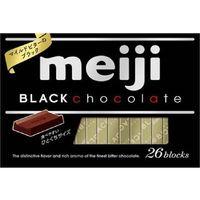 明治 ブラックチョコレートBOX 4902777090337 120G×48個(直送品)