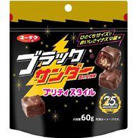 有楽製菓 ブラックサンダープリティスタイル 4903032238044 60G×20個(直送品)