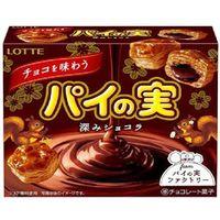ロッテ チョコを味わうパイの実<深みショコラ> 4903333277483 69G×60個(直送品)