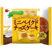 ブルボン ミニベイクドチーズケーキ 4901360333608 120G×12個(直送品)
